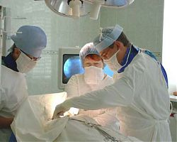 Имплантация кардиостимулятора