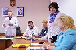 Конкурс медсестер в клинико-диагностическом центре
