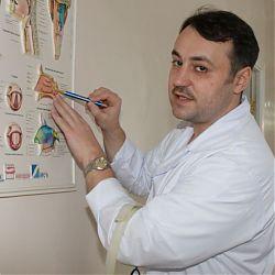 Заведующий отоларингологическим отделением Брянской областной больницы № 1 Владимир Лужецкий.