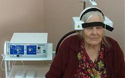 Варвара Панкратьевна Жижикина уже смогла оценить эффективность работы нового прибора